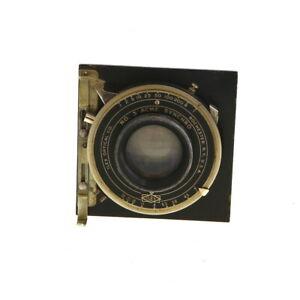 "Vintage Ilex 6-1/2"" 162mm f/4.5 Paragon w/No.3 Acme Synchro Shutter - AI"