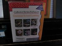 Super Rare Collector Series Software 6 Computer Games Sealed