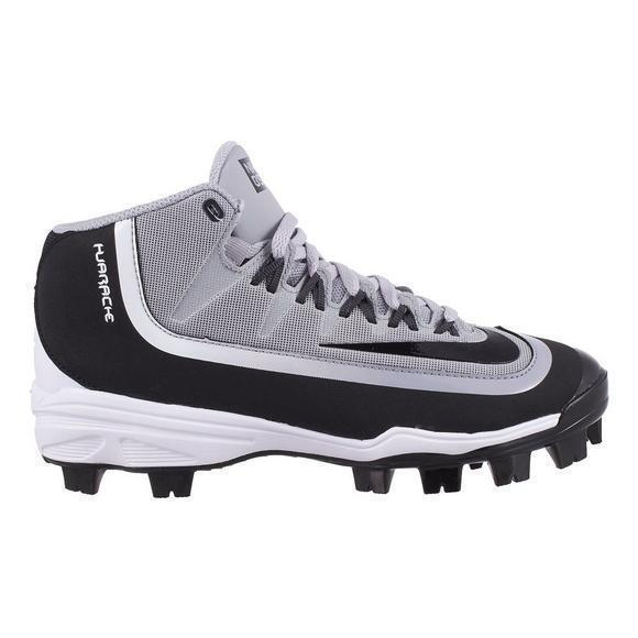 new mens 6.5/wmns 8 Nike Huarache 2KFilth Pro Mid MCS/molded Cleat softball