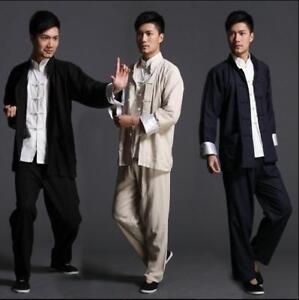 6913-Chinese-Kung-Fu-cotton-Linen-Uniform-Martial-Arts-Tai-Chi-Suits-Wushu-Suit