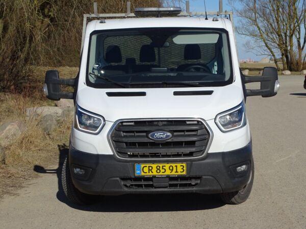 Ford Transit 470 L4 Van 2,0 TDCi 170 Trend H3 RWD - billede 1