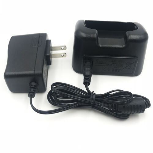 HZQDLN BC-160 Rapid Battery Charger Adapter for ICOM IC-F4062 F4161 F4162 F4230
