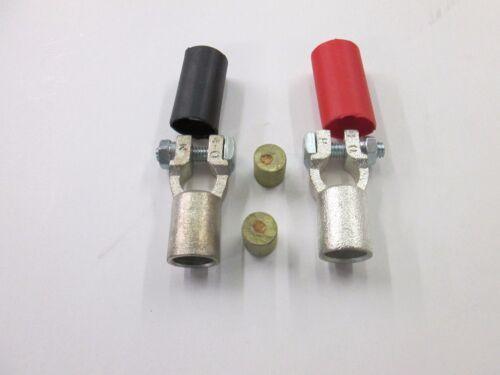 Replacement Solder on 4//0 Gauge Battery Terminals  Solder Pellet  Shrink Tube