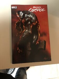 Absolute-carnage-1-Dell-039-Otto-Exclusive-Virgin-Variant-unknown-comics-exclusive