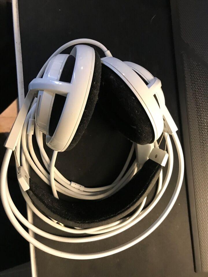 headset hovedtelefoner, SteelSeries, Siberia V2
