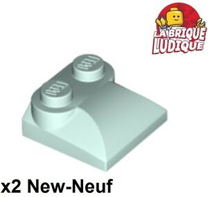 4x Brique Brick Modified 2x3x2//3 curved s marron//reddish brown 47457 NEUF Lego