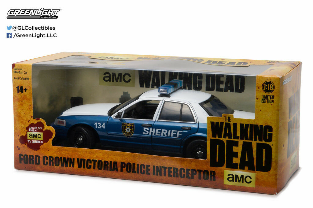2001 Ford Crown Victoria  1:18 12957