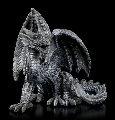 Dark Shadow Fantasy Drachenwächter Dekostatue Drachen Figur