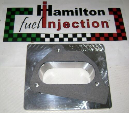 GM//Chevy//Buick//Olds TBI Adapter 2BBL GM 2GC carb to Throttle Body