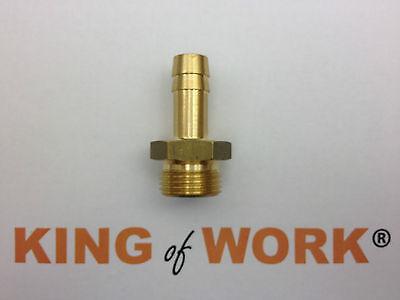 Druckluft-Stecker Stecknippel Adapter Nippel Stecktülle Schlauchtülle Kupplung