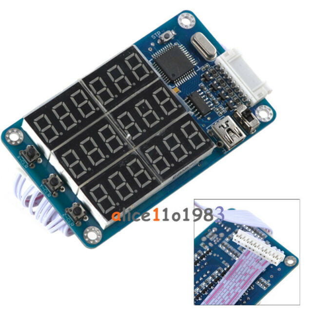 CNC Router Digital Display Panel For TB6560 A3977 3 Axis Stepper Motor Board