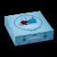SKU#188903 2018 Niue 1 oz Silver $2 Cinderella w//Gemstone PR-70 PCGS