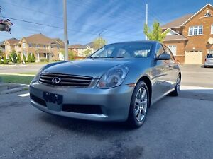 2005 Infiniti G35 ONE OWNER CLEAN