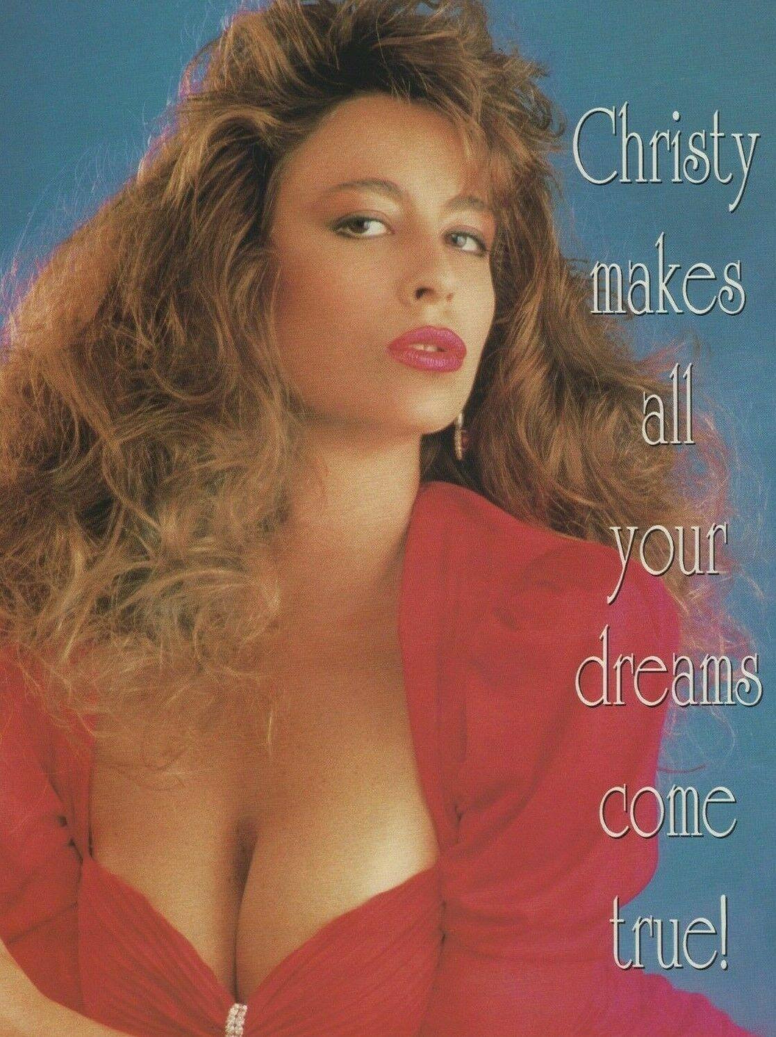 Canyon pics christy Christy Canyon