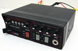 diagram, delta federal signal unitrol touchmaster control unit tm4 |  ebay on delta heater wiring,