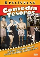 Comedia Tesoros - 5 Peliculas (dvd, 2007, 2-disc Set)