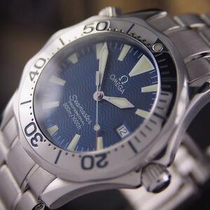 how to set date on omega seamaster quartz