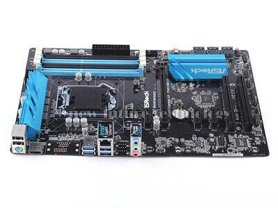 Asrock Z97 Anniversary Lga 1150 Ddr3 Sata6 Usb3 1 Intel Z97 Atx Hdmi Motherboard 4717677323917 Ebay