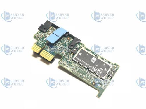 RT6JG DELL DUAL SD FLASH CARD READER POWEREDGE R440 T440 R540 R640 R740 0RT6JG