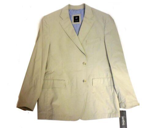 Bugatti Mens Blazer Tan Spring Jacket Short Sizes US 58-62 S// EUR 34-36