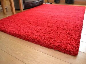 Image Is Loading Bright Red Non Shedding Small Extra Large 5cm