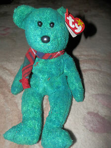 724ddc701fc Wallace the Scottish Bear - Ty Beanie Baby by Ty Inc Retired