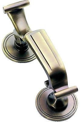 Large Solid Antique Brass Doctors Door Knocker XL25B