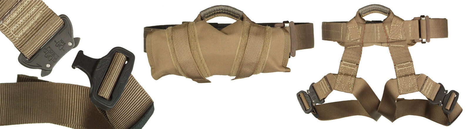 Yates Tactical Rappel Belt - 304 (Medium Size)