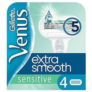 Gillette-Venus-Extra-Smooth-Sensitive-Rasierklingen-4er-Pack