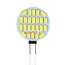 G4 24 SMD 5730 LED Lampe Birne Licht Leuchte Light Super weiss 400LM DC12V 3.1W