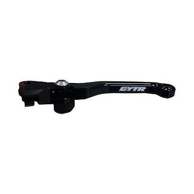 GYTR Blue Brake Clutch Lever Set Yamaha YZ125 YZ250 2001-2006