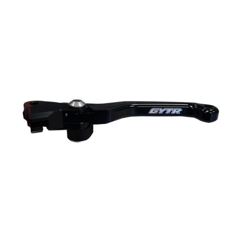 Yamaha GYTR Pivoting Brake Lever YZ125 YZ250 YZ250F YZ450F Black