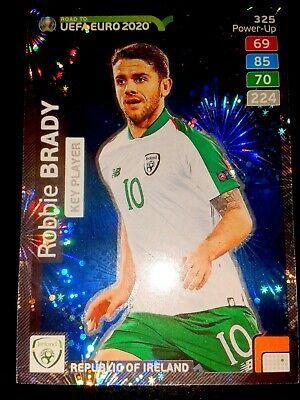 Panini Adrenalyn XL Road to Euro 2020 key player nº 325 Robbie Brady