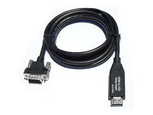Cirago-HDMI-to-VGA-Display-Adapter-Cable-6-Ft-HDM2VGA06BLK