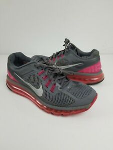 NIKE Air Max FitSole Gray/Pink Running