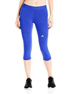 nett Details about INLJC adidas Performance Womens Techfit Capri Tights X S Pick SZColor.  Kostenloser Versand