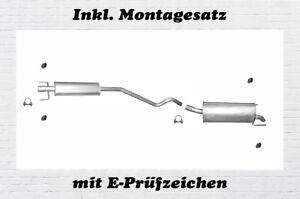 Auspuffanlage-Auspuff-Opel-Astra-H-GTC-1-6-77KW-Endtopf-Mitteltopf-Montagesatz