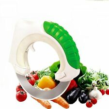 Rolling Circular Knife Food Slicer Kitchen Tool Vegetable Chopper Pizza Cutter