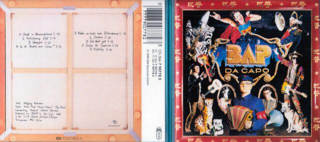 BAP - CD - Da Capo - CD von 1988 - 1 - Neuwertig !