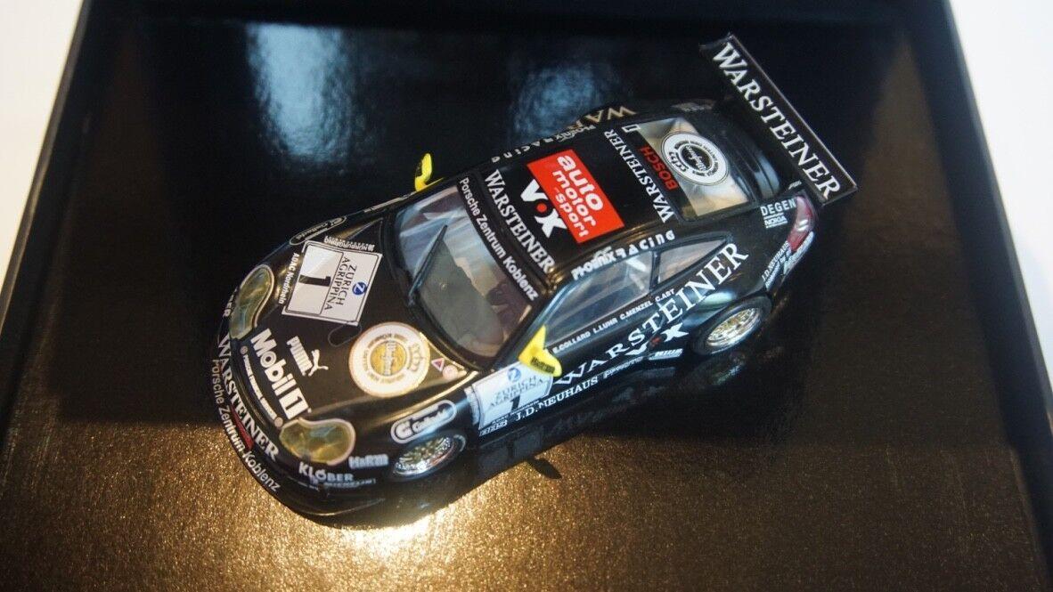 PZK 24h Nürburgring 2001- Minichamps Porsche Porsche Porsche 996 GT3 R 'Warsteiner' 1 43 2db33f