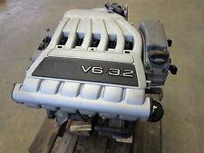 BMJ V6 3.2 Motor 184KW 250PS AUDI A3 8P VW Golf 5 R32 68Tkm! MIT GEWÄHRLEISTUNG