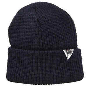 Image is loading Monkey-Climber-Cousteau-Beanie-Navy d20e24d02ad