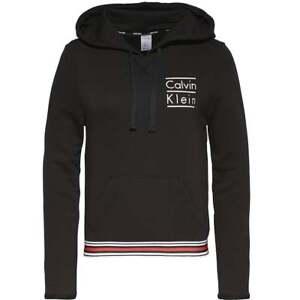 Calvin-Klein-Women-Modern-Cotton-Stacked-Logo-Hoody-Black-Loungewear