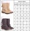 Womens-Winter-Solid-Flat-Buckle-Short-Snow-Boots-Warm-Casual-Fashion-Shoes-Size thumbnail 3