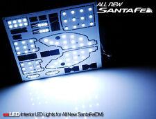 (Fits: Hyundai 2013-2014 Santafe) exLED Interior LED lights for panorama sunroof