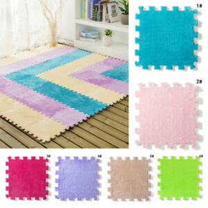 pcs puzzle new eva formamid children mats large interlocking foam mat tv product verified yorbay baby kids free soft delivery uk for play