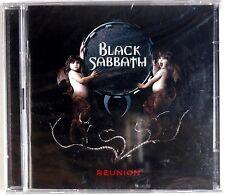 BLACK SABBATH: Reunion SEALED 1998 Promo Punched CD Rare Heavy Metal ORIG