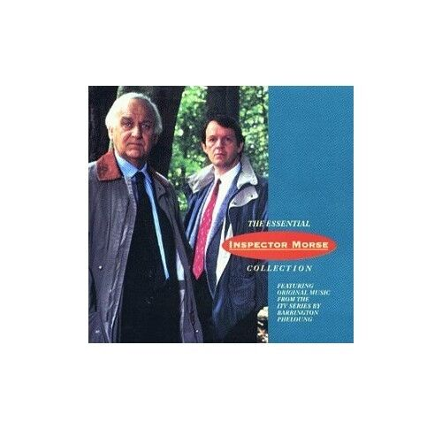 1 of 1 - The Essential Inspector Morse Collection -  CD W0VG The Cheap Fast Free Post