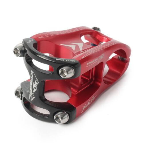 Ultralight MTB Mountain XC AM Bike Bicycle Short Handlebar Stem 31.8*50mm KRSEC