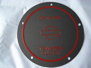 Harley-Davidson-Dichtung-f-Kupplungsdeckel-Twin-Cam-Milwaukee-Eight-25416-99C